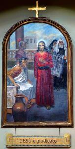 Gesù viene condannato