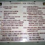 Offerenti Via Crucis