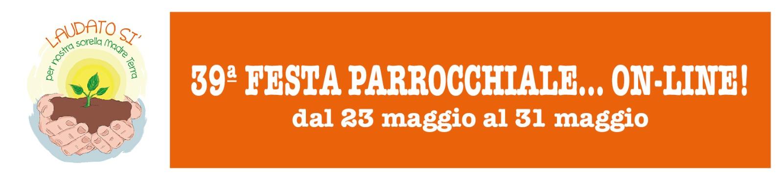 logo festa virtuale arancione[1430]