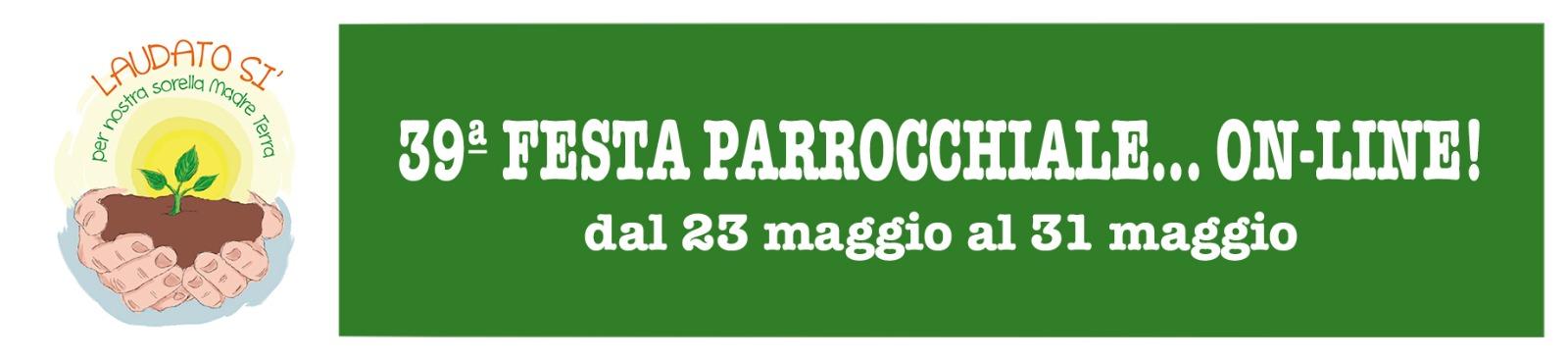 logo festa virtuale verde[1430]
